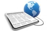 هلتقضيصحافة الإنترنت على الجرائد الورقية؟